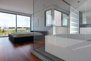 דלתות זכוכית לבית