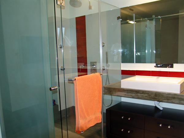מותג חדש דלתות זכוכית למקלחת - אחים פרץ ר.א.י SG-55