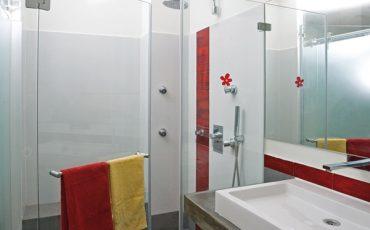 מקלחון אמבטיה בשילוב ידית